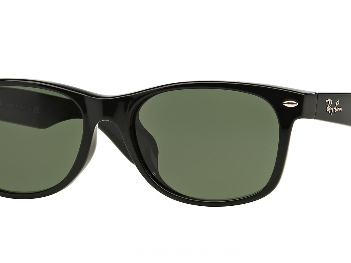 b52e19addc Sunčane naočale Ray Ban NEW WAYFARER 2132: Boja: Black Crystal Green, ...