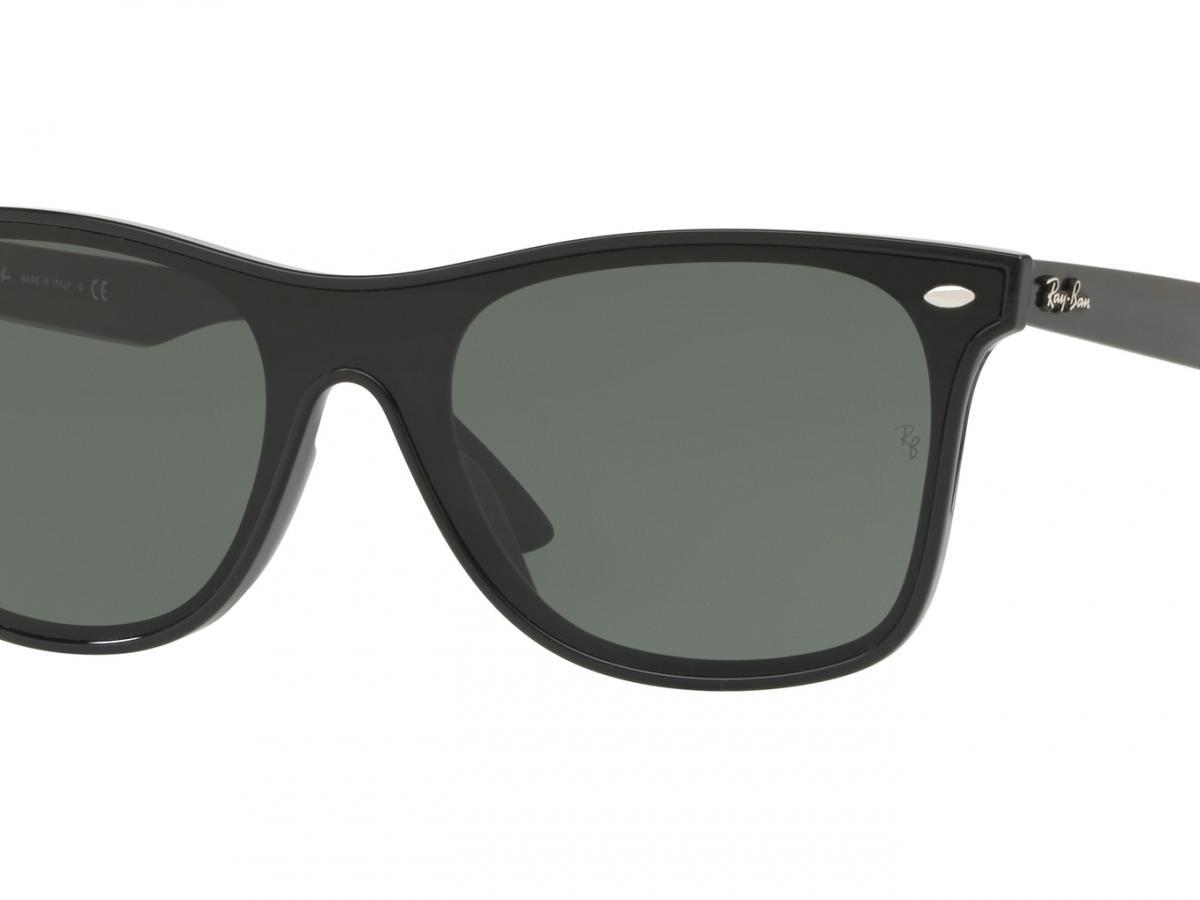 8fd8b406350da Sunčane naočale Ray Ban BLAZE WAYFARER RB 4440N  Boja  Black g-15 Classic  ...