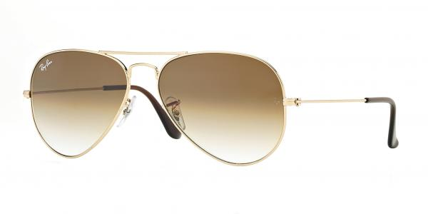 Sunčane naočale Ray Ban AVIATOR LARGE METAL RB 3025