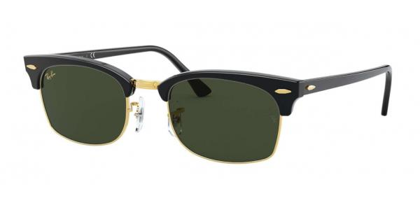 Ray Ban 0RB3916 CLUBMASTER SQUARE, Sunčane naočale